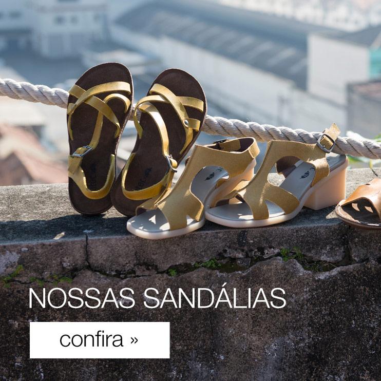 Nossas Sandálias - Outer Shoes