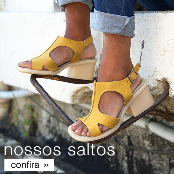 Nossas Sapatilhas - Outer Shoes