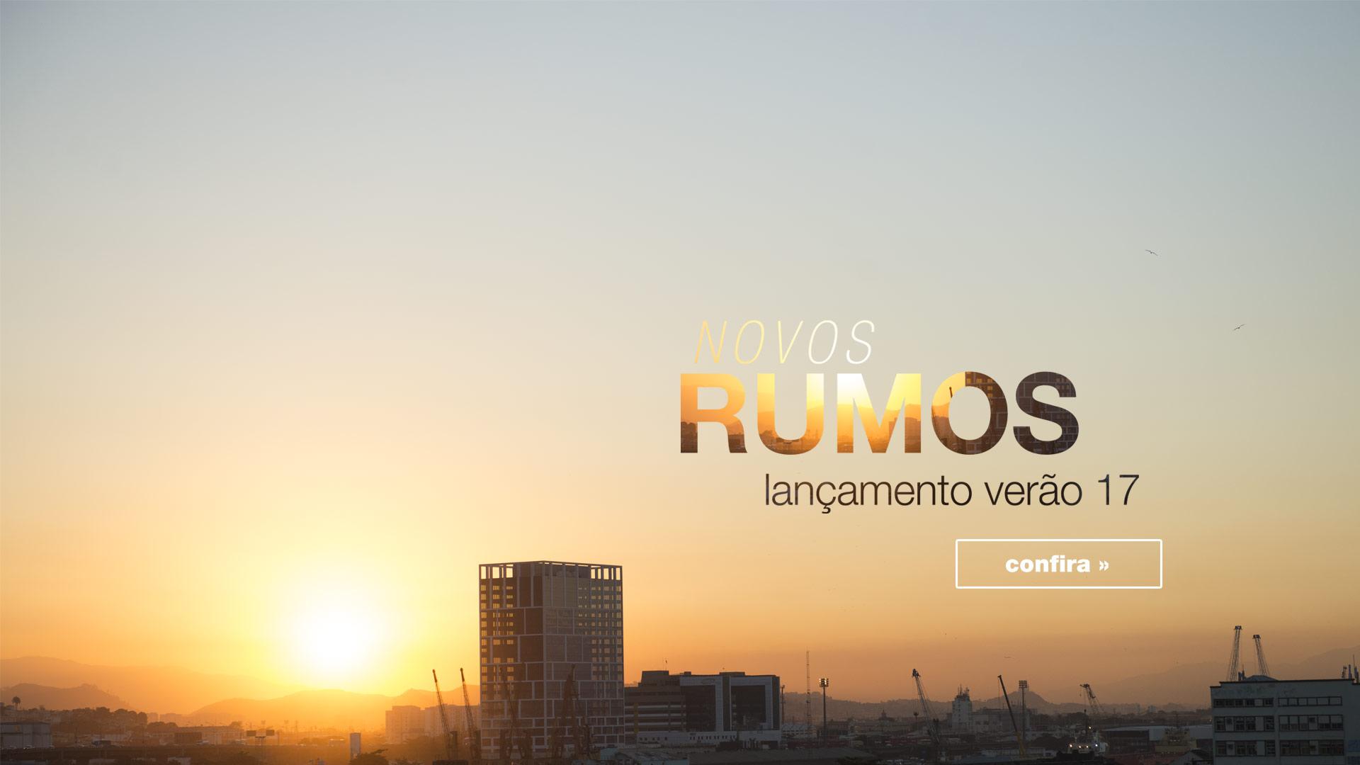 Novos Rumos - Lançamento Verão 17