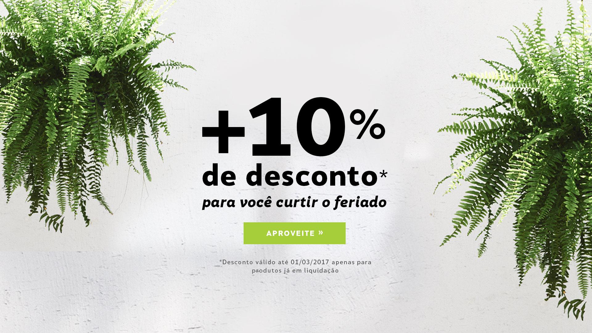 +10% OFF