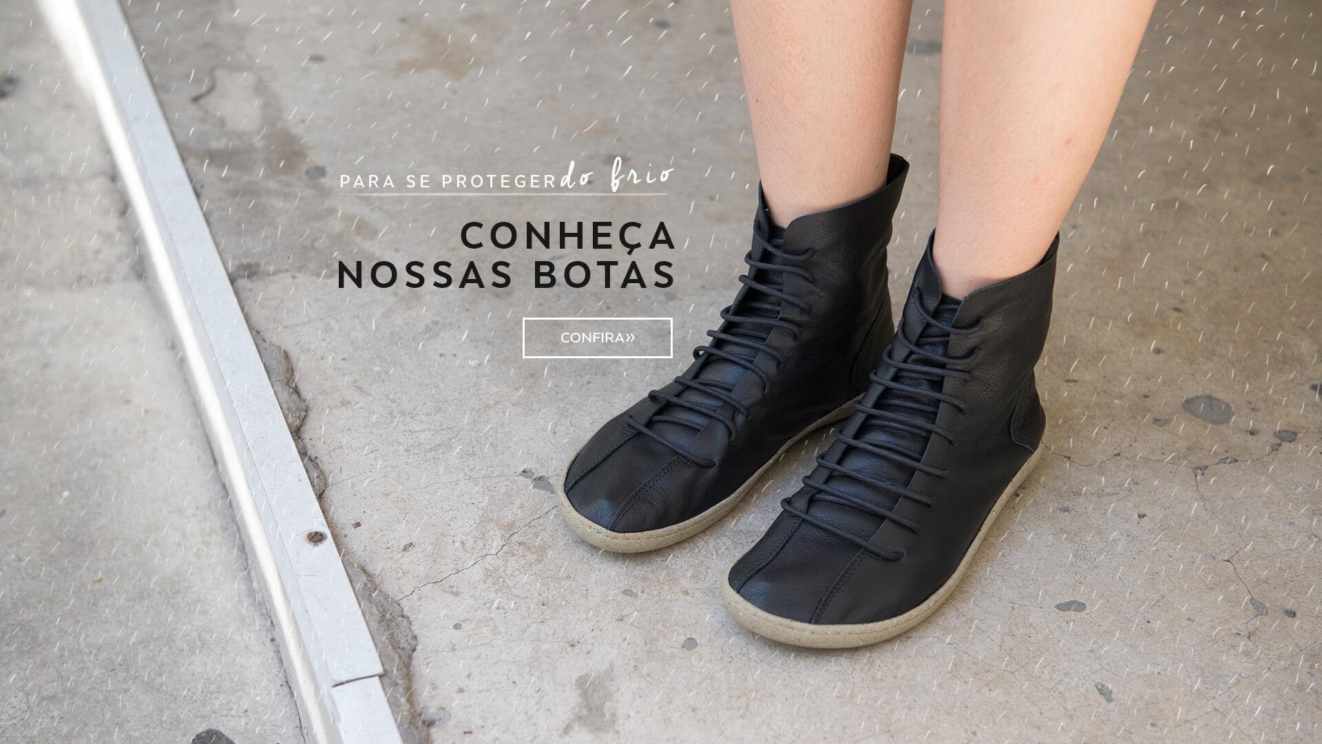 Conheça nossas botas